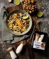 Paddenstoelen Food Fotografie